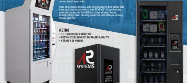 """AR Systems разрабатывает """"микро-магазин"""" для свежих продуктов"""