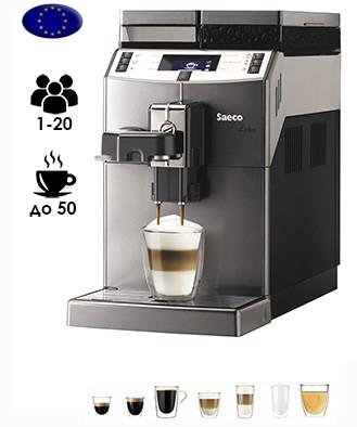 Кофемашина Saeco LirikaOne Touch Cappuccino V4