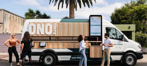 Скорость, качество и здоровье: LA smoothie truck сочетает в себе