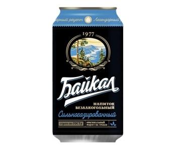 """Напиток """"Байкал 1977"""" 0,33л (упаковка)"""