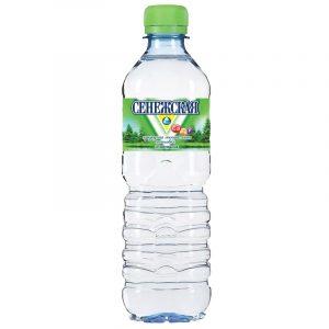Вода «Сенежская» без газа (упаковка)