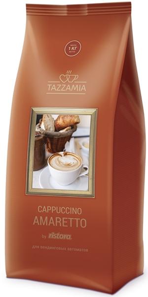 Капучино TAZZAMIA «Amaretto» by Ristora (Амаретто)