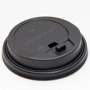 Крышки для стакана с клапаном d-80 мм (упаковка)