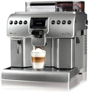 Зерновая кофемашина SAECO AULIKA FOCUS SIL