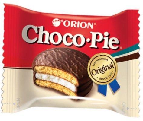 Пирожное «Choco-Pie» (коробка)