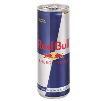 Red Bull 0,25л (упаковка)