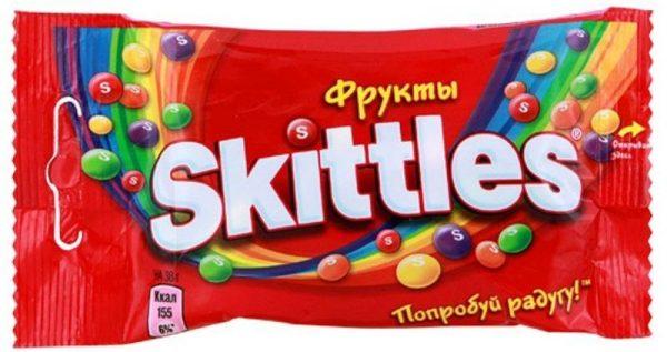 Драже Skittles (коробка)