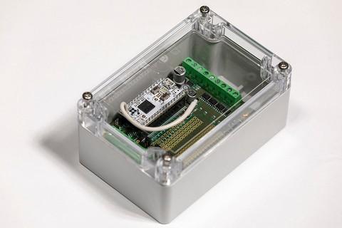 Z-Uno Shield — Многофункциональное Z-Wave устройство в герметичном корпусе