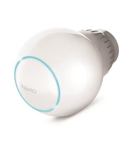 Радиаторный термостат FIBARO Heat Controller