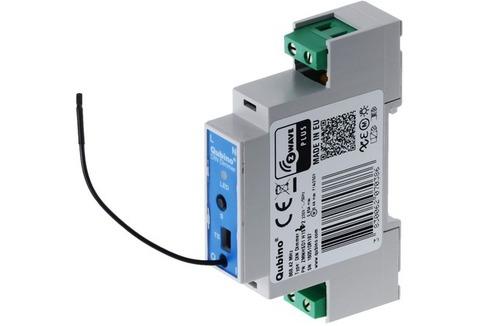 Диммер Z-Wave на DIN-рейку, управление световыми приборами и вентиляторами Qubino DIN Dimmer