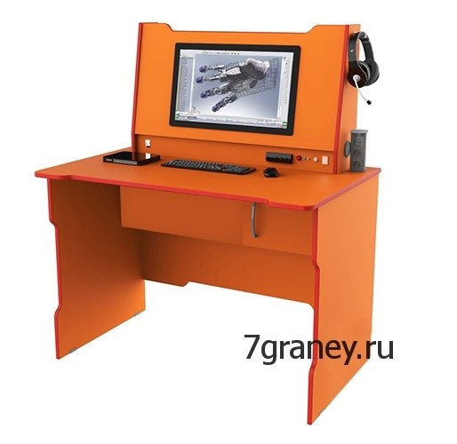 Мультимедийный интерактивный стол для робототехники