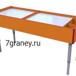 Песочные столы на регулируемых опорах МАХ