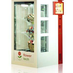 Торговый автомат для продажи цветов