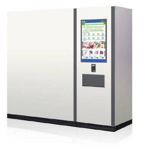 Автоматический комплекс по подбору и продаже различных товаров
