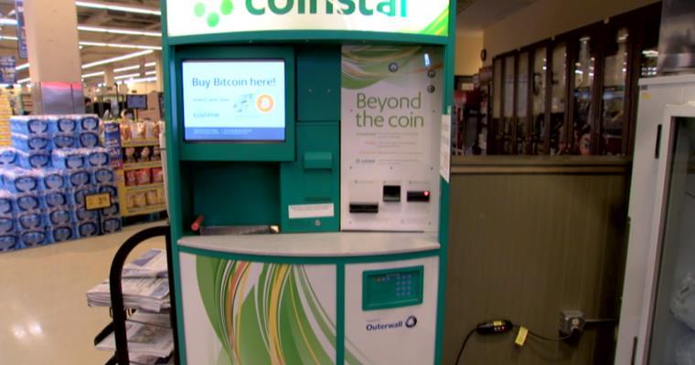 Криптовалютные киоски Coinstar/Coinme превосходят 5000 локаций