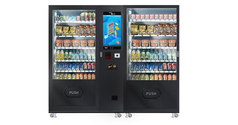 "Guangzhou Micron Vending Technology представляет 'умные "" торговые автоматы"