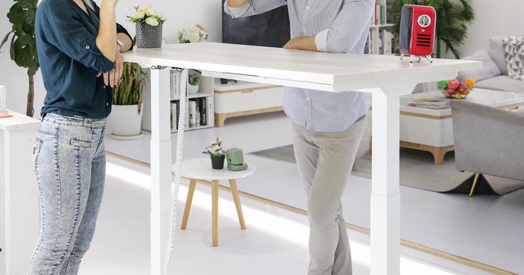 Анонс от Edeskhub: Самый лучший умный стол для здоровой работы.