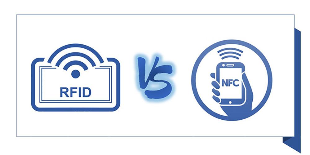 В чем разница между технологией NFC и RFID