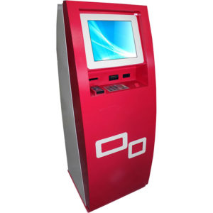 Терминал самообслуживания БПА-01 (банкомат)
