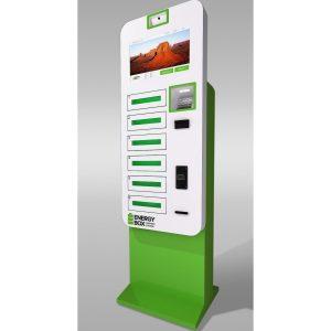 Зарядный терминал EnergyBox версия Бизнес